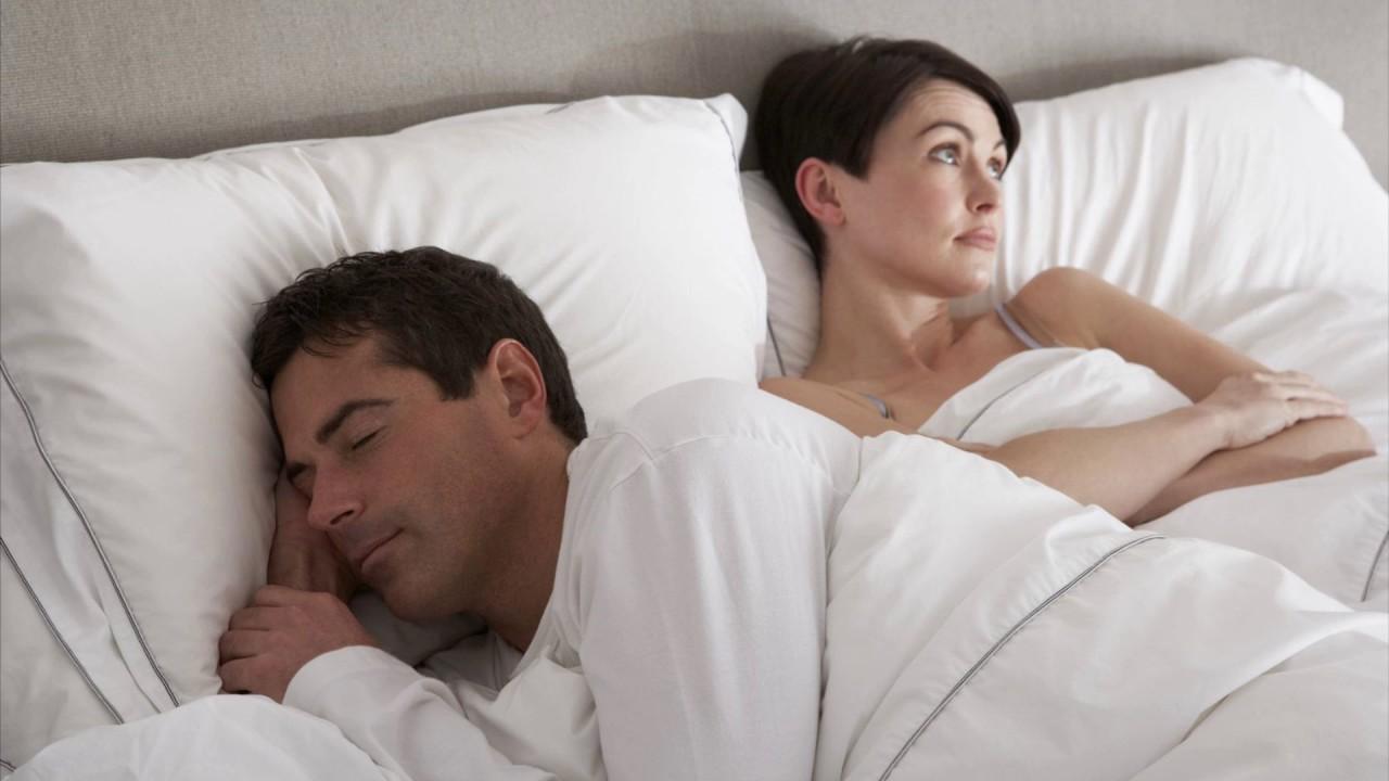 Муж нехочет секса